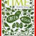 Copertina del numero del TIME dove è stato inserito il progetto Seawater Vertical Farm di studiomobile