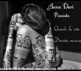 Anna Dari - Suoni e colori dell'anima