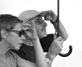 Silvia Lelli e Roberto Masotti (ph. by Luca d'Agostino)